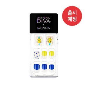[미샤] 데싱디바 매직프레스 [매니 29호 팝핑 스마일] 1set (6월초 출시예정)