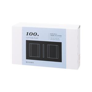 [미샤] 코튼 100 화장솜
