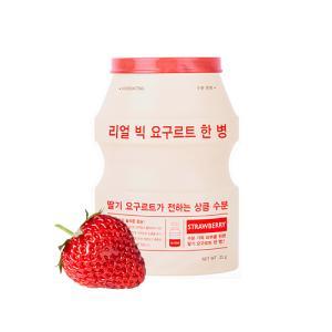 [어퓨] 리얼 빅 요구르트 한 병(딸기)