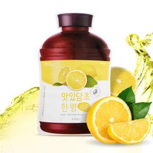 [어퓨] 맛있담초 한 병(레몬)