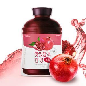 [어퓨] 맛있담초 한 병(석류)