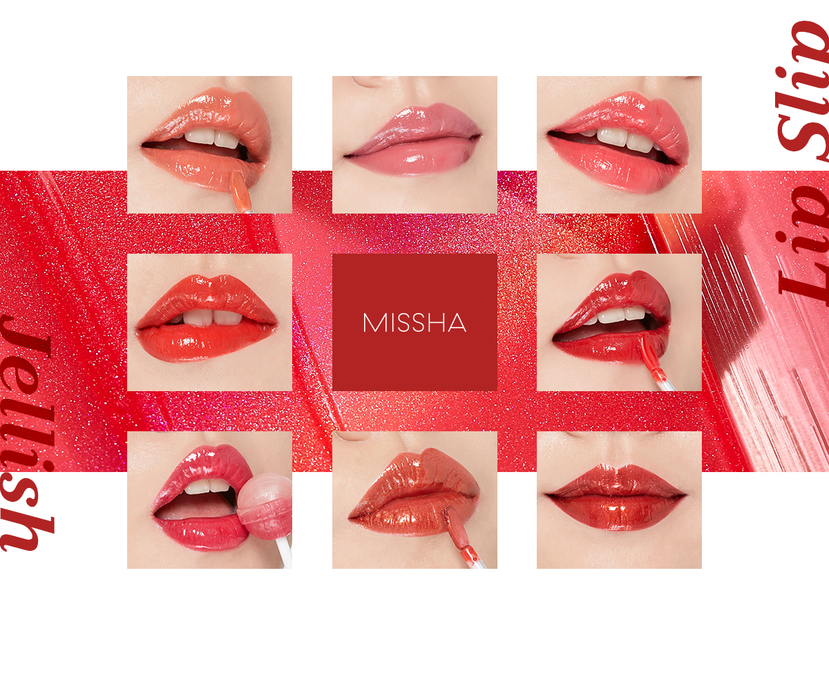 [ missha ] MIssha Jellish Lip Slip