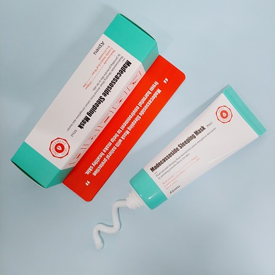 잘 때도 관리하는 MD추천템!|매끈한 피부결의 비결_마데카소사이드 슬리핑 마스크(고보습)_#55C1B4_#ffffff