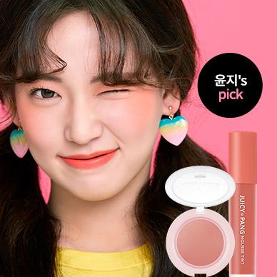 ♥새콤달콤 과즙팡♥_윤지의 상큼뽀짝 복숭아