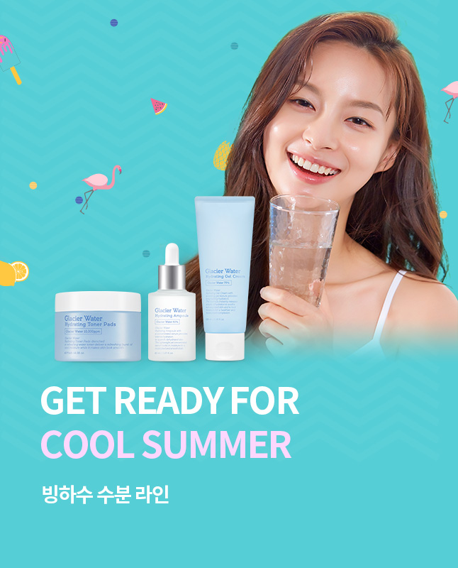 Get Ready For Cool Summer