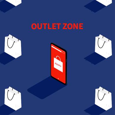 어퓨 OUTLET ZONE | 최대 70%할인 특가_한정수량진행 _#051c60_#ffffff