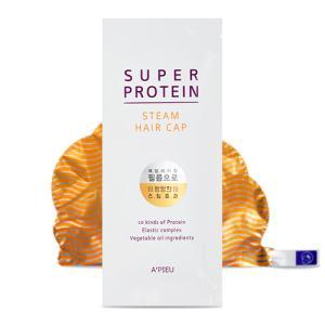 [어퓨] 슈퍼 단백질 스팀 헤어캡