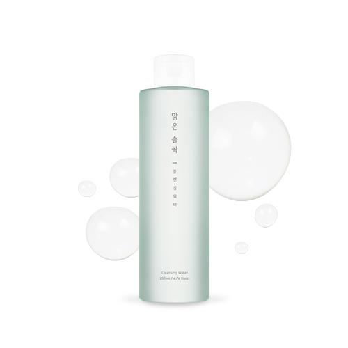 [어퓨] 맑은 솔싹 클렌징 워터