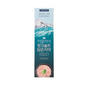 [페리오] 히말라야 핑크솔트 치약 [아이스 민트] 100g