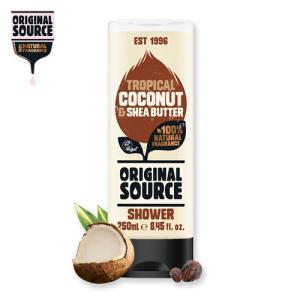 [오리지널소스] 샤워젤 [코코넛&시어버터] 250ml