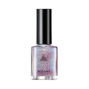 [미샤] 셀프 네일 살롱 글리터룩 [G014 핑크매직쇼] 8ml