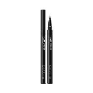 [미샤] 매트 이펙트 펜 라이너 [블랙] 0.4g