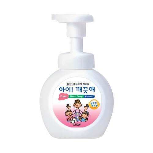 [아이깨끗해] 거품형 핸드워시 [레몬] 250ml